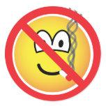 No smoking emoticon   sticker_sheets