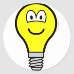 Lightbulb buddy icon   sticker_sheets