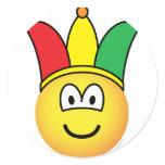 Joker/Carnival emoticon   sticker_sheets