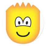 Simpson emoticon Bart  sticker_sheets
