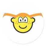 Pippi Longstocking buddy icon   sticker_sheets