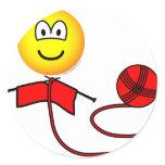 Breiende emoticon   sticker_sheets