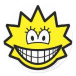 Simpson smile Lisa  sticker_sheets