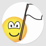 White flag emoticon   sticker_sheets