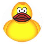 Rubber duck emoticon   sticker_sheets