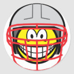 Football player smile   sticker_sheets