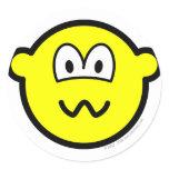 Nervous buddy icon   sticker_sheets