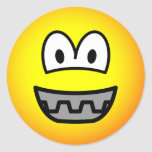 Jaws emoticon James Bond 007  sticker_sheets