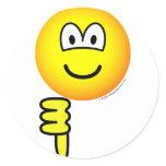 Thumb down emoticon   sticker_sheets