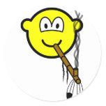 Peacepipe buddy icon   sticker_sheets