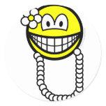 Hawaiian smile   sticker_sheets