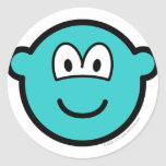 Colored buddy icon azure  sticker_sheets