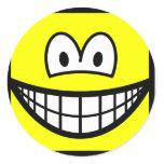 Square smile   sticker_sheets