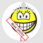 Miss smile   sticker_sheets
