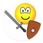 Sword fighting emoticon   sticker_sheets