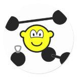 Strongman buddy icon   sticker_sheets