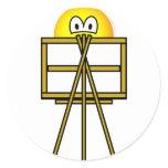 Painter emoticon   sticker_sheets