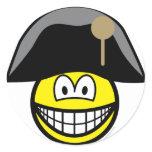 Napoleon Bonaparte smile   sticker_sheets
