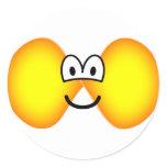 Infinite emoticon Shape  sticker_sheets