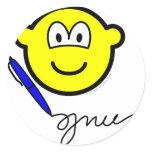 Writing buddy icon   sticker_sheets
