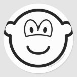 Black and white buddy icon   sticker_sheets