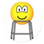 Zimmer frame emoticon   sticker_sheets