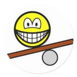 Balance board smile   sticker_sheets