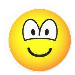 Big eyed emoticon   sticker_sheets