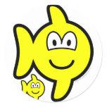 Pisces buddy icon Zodiac sign  sticker_sheets