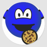 Cookie monster emoticon   sticker_sheets