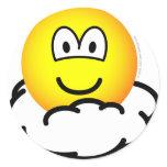 Cloud # nine emoticon   sticker_sheets