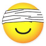 Blindfolded emoticon   sticker_sheets