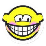 Shy smile   sticker_sheets