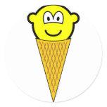 Ice cream buddy icon   sticker_sheets