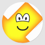 Down left emoticon arrow  sticker_sheets
