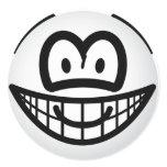 Panda smile   sticker_sheets