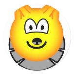 Wolf emoticon   sticker_sheets