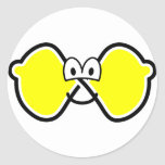 Infinite buddy icon Shape  sticker_sheets
