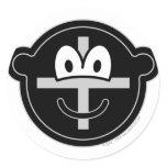 Black widow buddy icon   sticker_sheets
