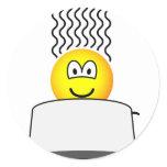 Toaster emoticon   sticker_sheets