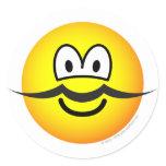 Mustache emoticon   sticker_sheets