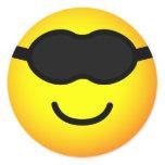 Sleeping mask emoticon   sticker_sheets