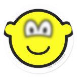 Blurry eyed buddy icon   sticker_sheets
