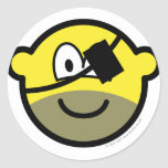 Bearded pirate buddy icon   sticker_sheets
