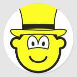 Yellow hat buddy icon Six Thinking Hats - Speculative positive  sticker_sheets