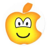Apple logo emoticon   sticker_sheets