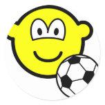Footballing buddy icon soccer  sticker_sheets