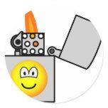 Lighter emoticon   sticker_sheets