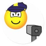 Lazer gun cop emoticon   sticker_sheets