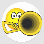 Trombone emoticon   sticker_sheets